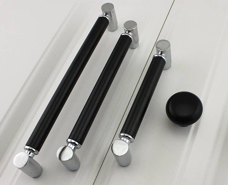 3 3 4 5 6 3 Black Silver Kitchen Cabinet Etsy Kitchen Cabinet Handles Cupboard Handles Drawer Pulls