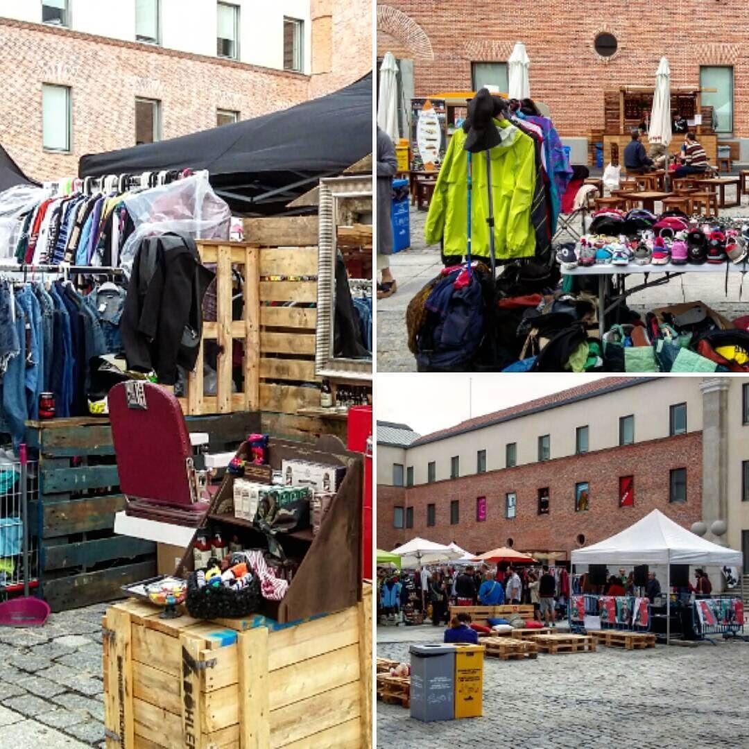 Mercadillo Vintage Y De Segunda Mano En El Condeduque  ~ Mercadillo De Segunda Mano Madrid