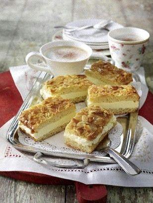 Klassischer Bienenstich Vom Blech Rezept Classics Kuchen