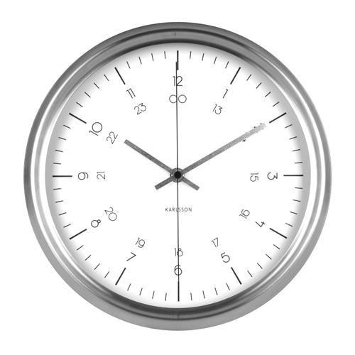 Karlsson Uhren karlsson nautical wanduhr jetzt bestellen unter https moebel