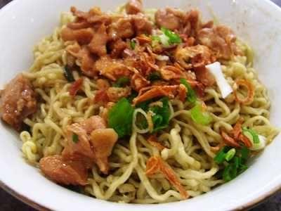 Resep Mie Ayam Solo Asli Kampung Jawa Paling Enak Resep Resep Masakan Mie