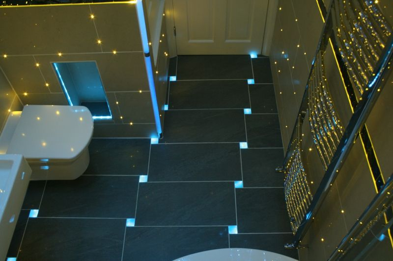 Starscape Fibre Optic Lighting And Star Ceilings Bathrooms