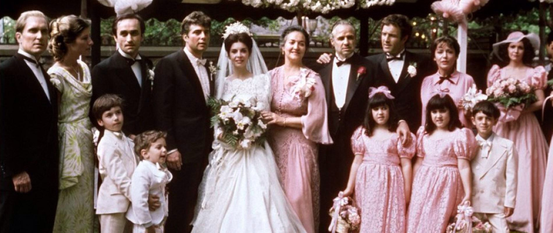 Image result for the godfather marriage scene