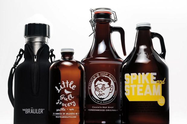 Fill 'Er Up! Growler Refilling Spots Around Seattle