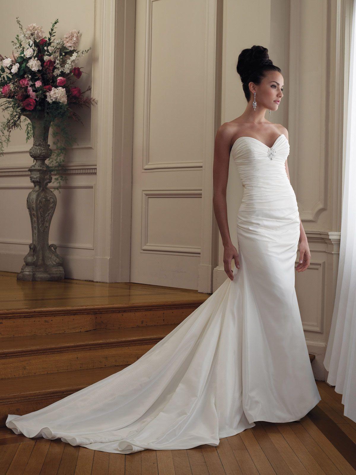 Plus size jacket dress for wedding  Beautiful David tutera dress  Forever a girlfriend  Pinterest