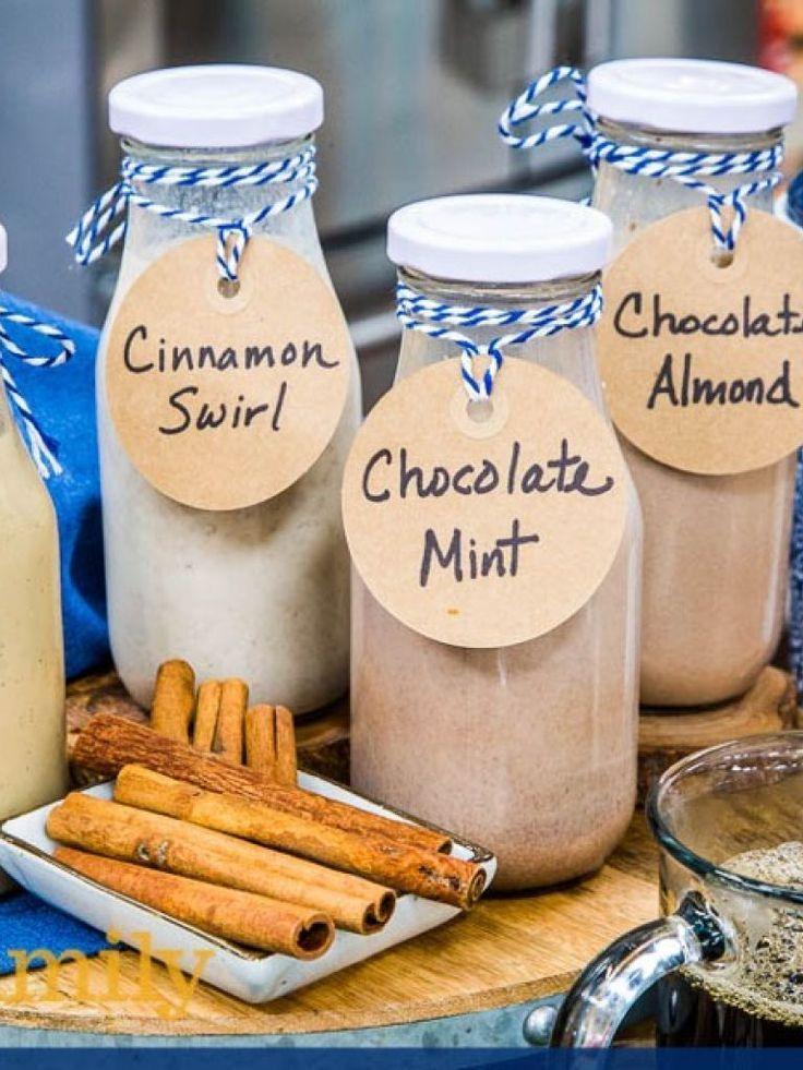 Homemade Coffee Creamer Weelicious Recipe Homemade
