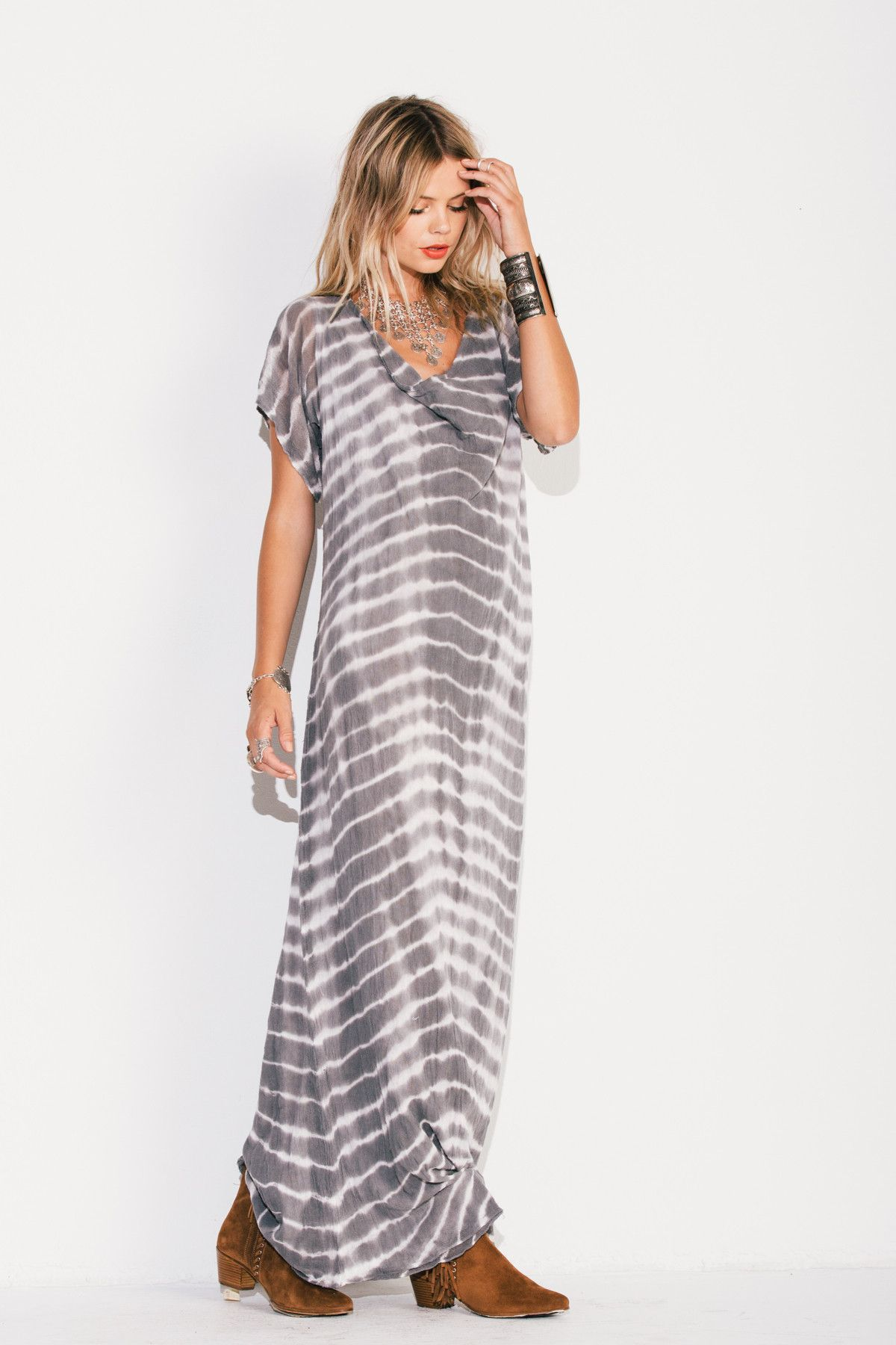 Tropic T-Dress - SPECIAL ORDER