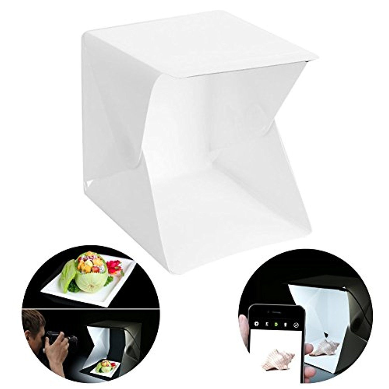 Mini Portable Foldable Photography Studio Light Box Lightbox Studio Kit With LED Light Studio Shooting Soft  sc 1 st  Pinterest & Mini Portable Foldable Photography Studio Light Box Lightbox ...