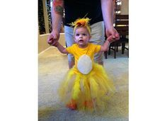 Duck costume - tutu w/cut up boa - didnu0027t dye my own shirt made a mask instead of a head band and decided against feathers in the tutu  sc 1 st  Pinterest & Duck costume - tutu w/cut up boa - didnu0027t dye my own shirt made a ...