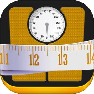 my size bmi weight body measurement tracker by amplified apps