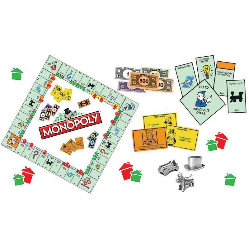 Monopoly mini bbs bulletin board sets monopoly