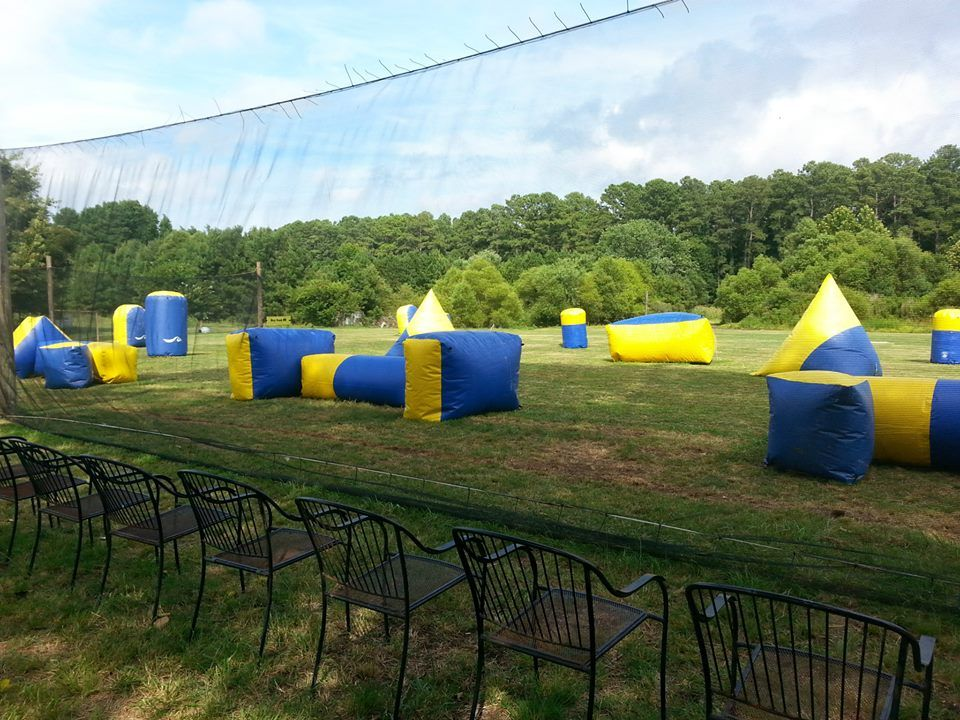 Adventure Sports Park Is Located At The Koa Campground In Virginia Beach