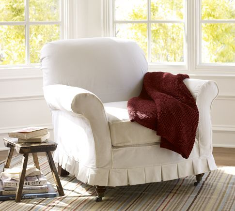 Every master suite deserves a comfortable chair for reading and relaxing. Our plush Savannah Armchair has turned-wood front legs fitted with casters, allowing you to roll it anywhere.