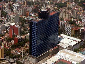world trade center y restaurante giratorio distrito federal mxico