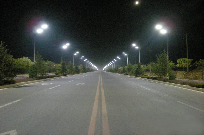 led page lighting vdc light lumens to up large watt lights etl street certified