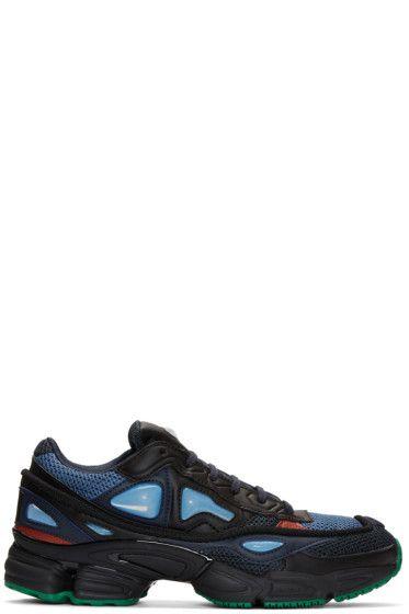 Raf Simons - Navy adidas Originals Edition Ozweego 2 ...