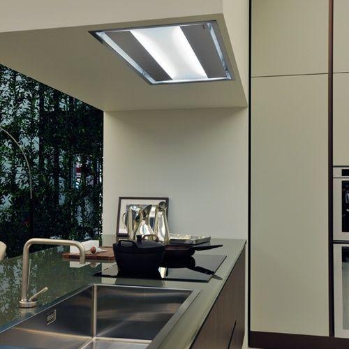 New Model 38 Skylight Ceiling Soffit Mount Range Hood Futuro Futuro Range Hoods Kitchen Ventilation Range Hood Cooker Hoods