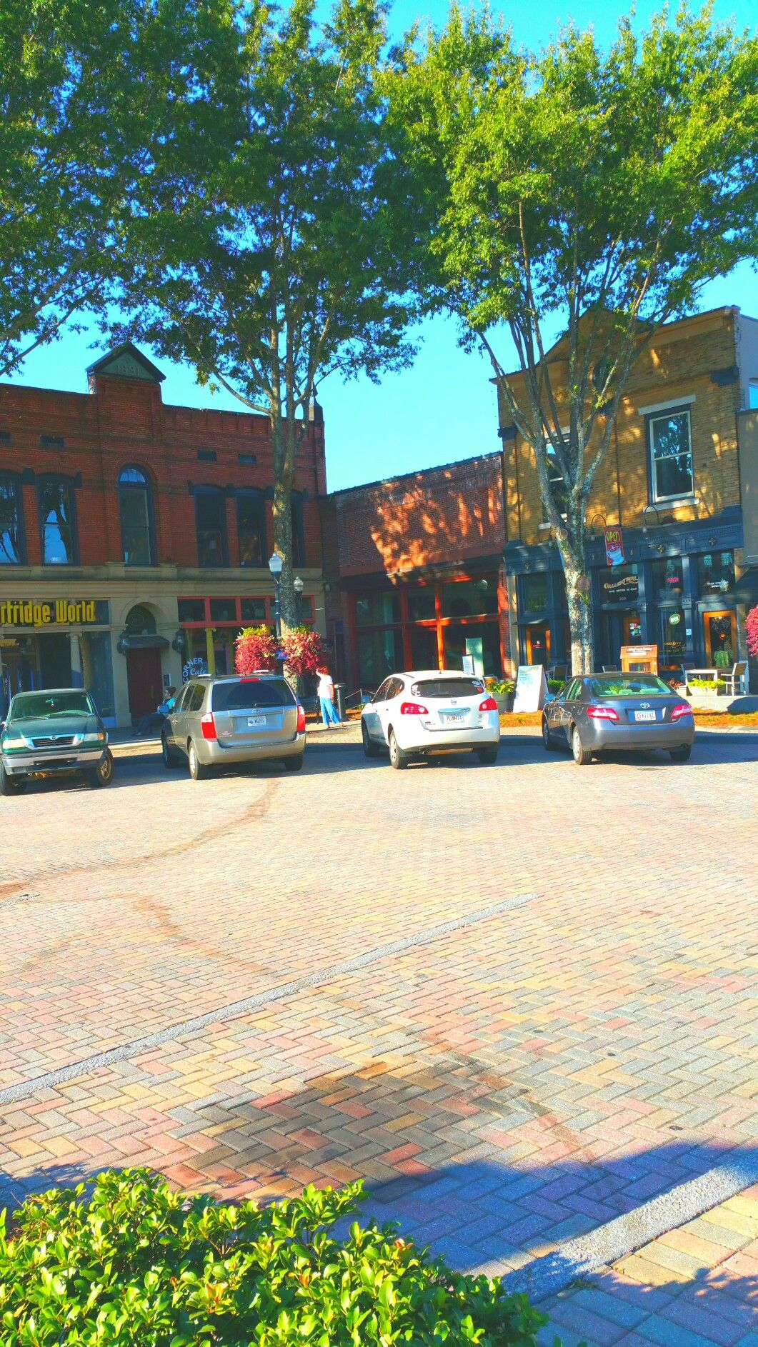 Historic Downtown Carrollton,Georgia  Photo by Robin Shake   States