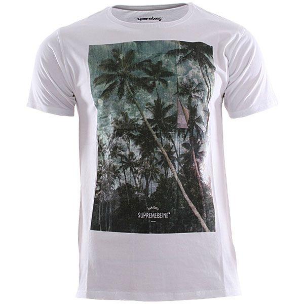 Supreme Being Paradiso T-Shirt - White - M