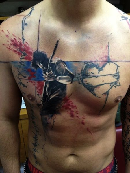 Watercolor Tattoos Google Search Tattoos For Guys Tattoos Believe Tattoos