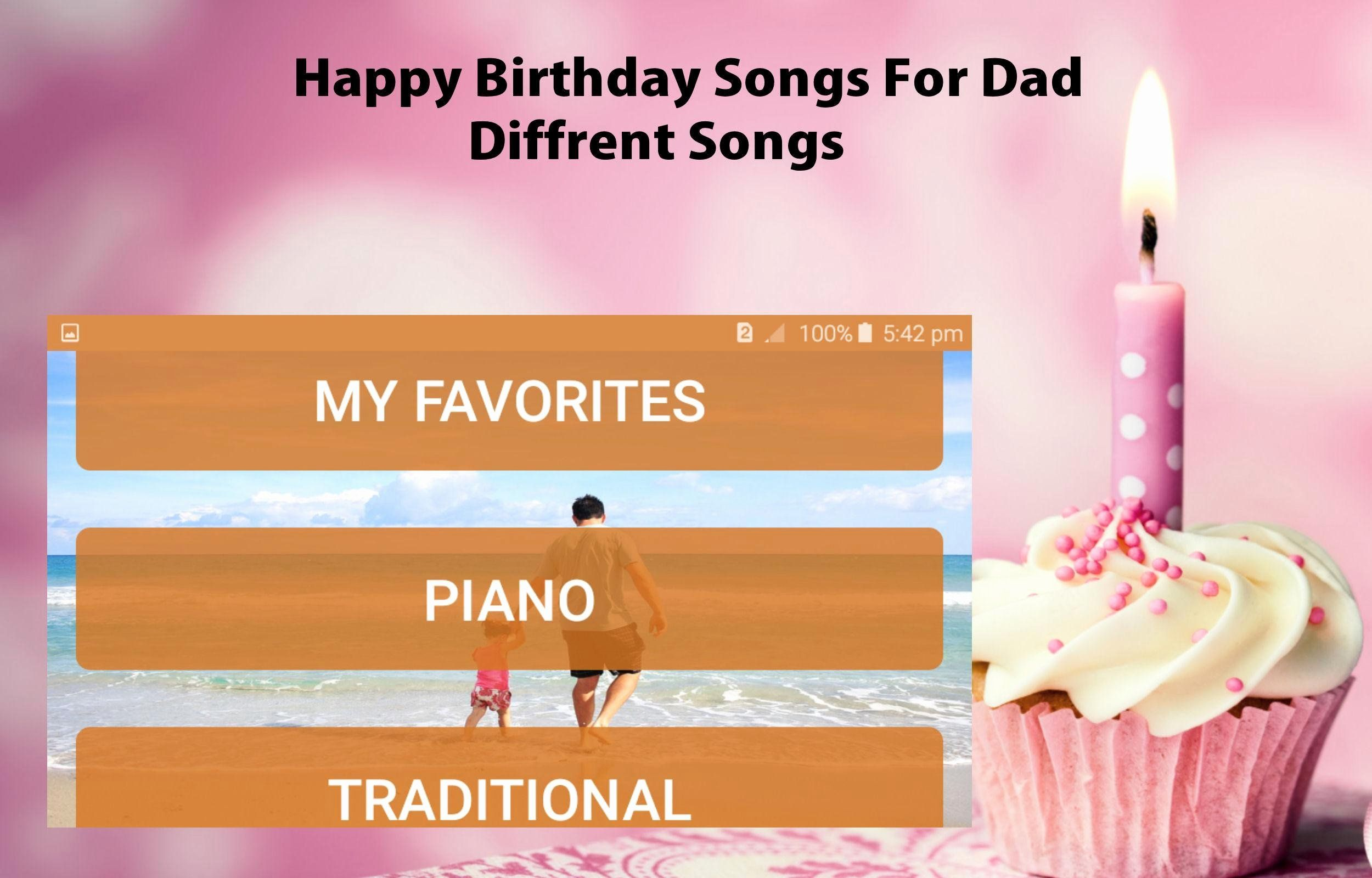 Happy Bday Dad Pictures Beautiful Happy Birthday Dada song