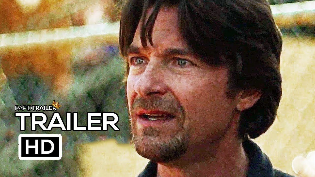 THE OUTSIDER Official Trailer (2020) Jason Bateman