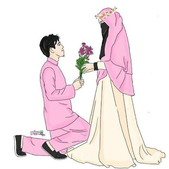 33 Gambar Kartun Romantis Suami Istri Top Gambar Kartun Muslimah Suami Istri Wallpaper Mengenai Kartun Yang Dibahas Berik Gambar Animasi Kartun Kartun Gambar