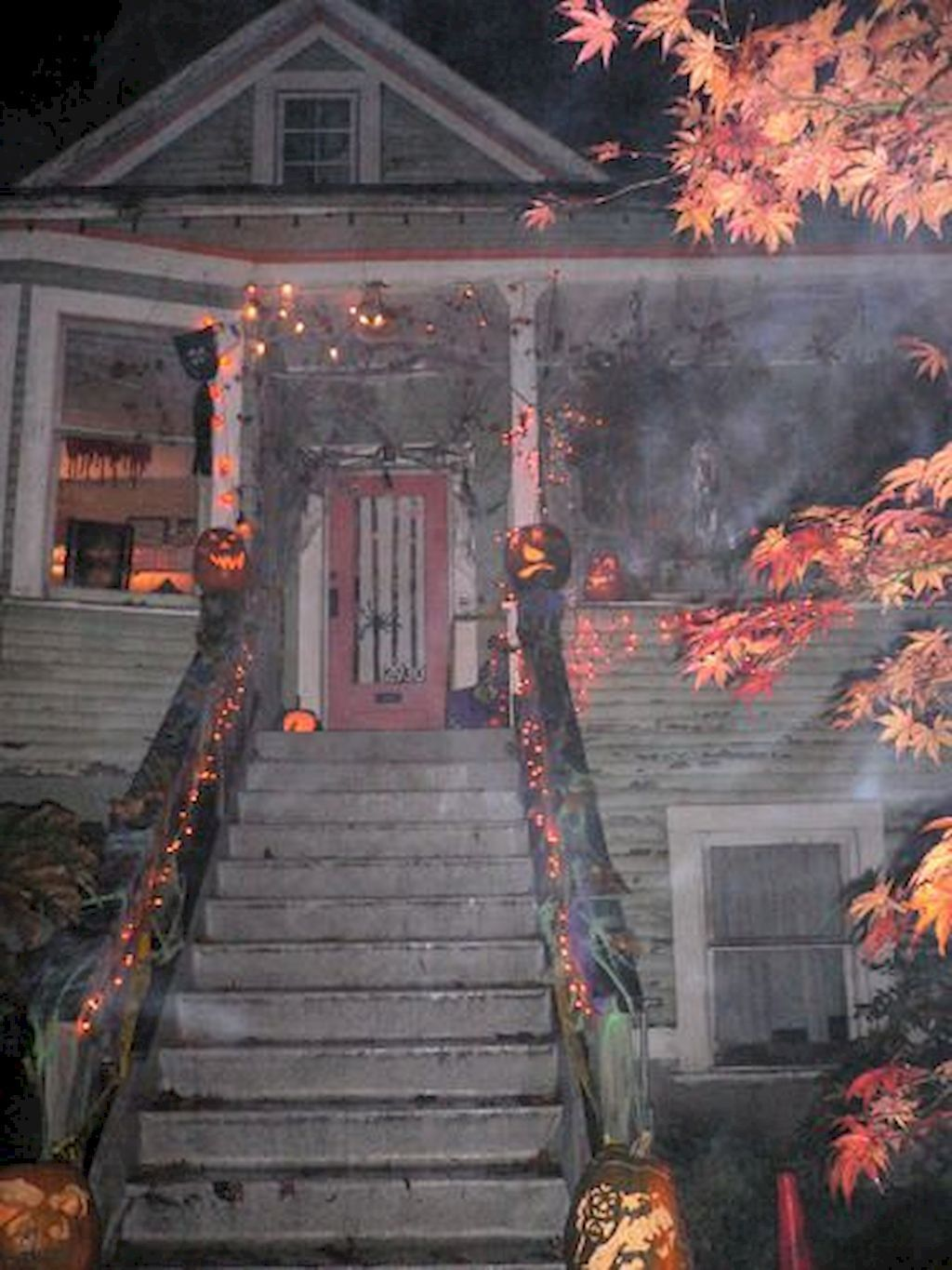 Halloween Haunted House Decorations.Pin On Home Decor