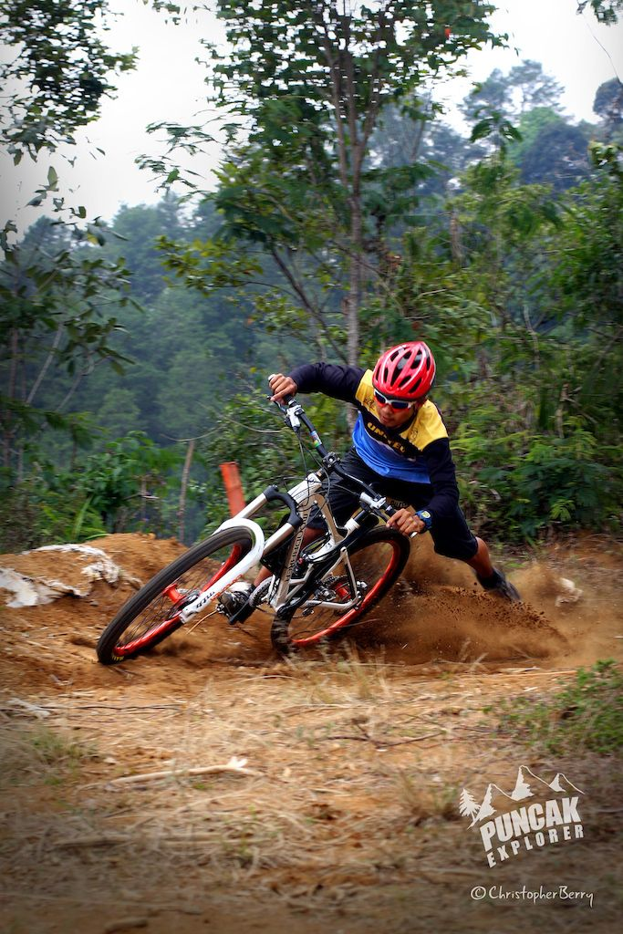 One Of The Best Mountain Biking Trails In Indonesia Mountain
