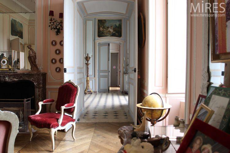 Grand paris c0081 pieces principales salon salon salle - Cours de cuisine orleans ...