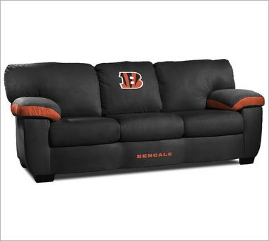 Nfl Classic Sofa Theater Seat Store Bengals Sports