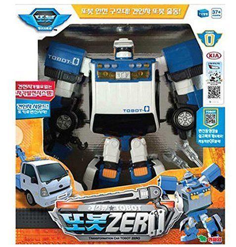 Figure 8 Cars For Sale: TOBOT Zero Transformer Robot Rescue Kia Motors Tow Truck