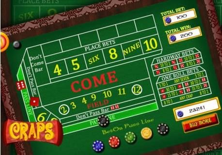 Craps odds by bets