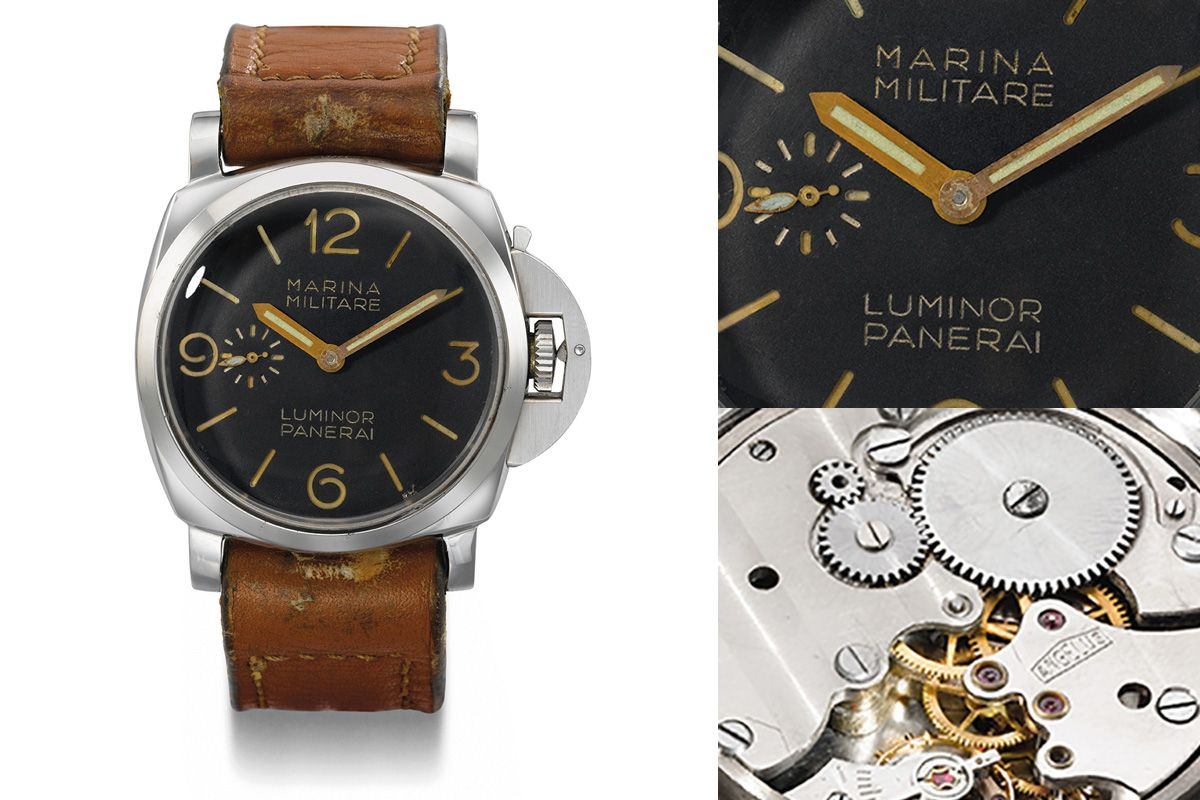 en officine buy watches montredo tourbillon panerai reserve luminor power gmt