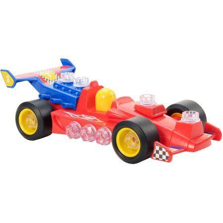 Educational Insights? Design & Drill? Power Play Vehicles? Race Car - Walmart.com
