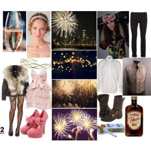 Foretelling; New Years Party