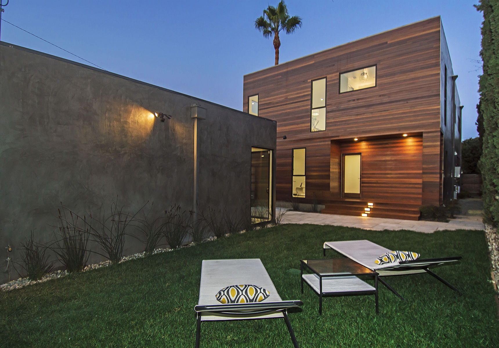 Contemporary Landscape Design Los Angeles