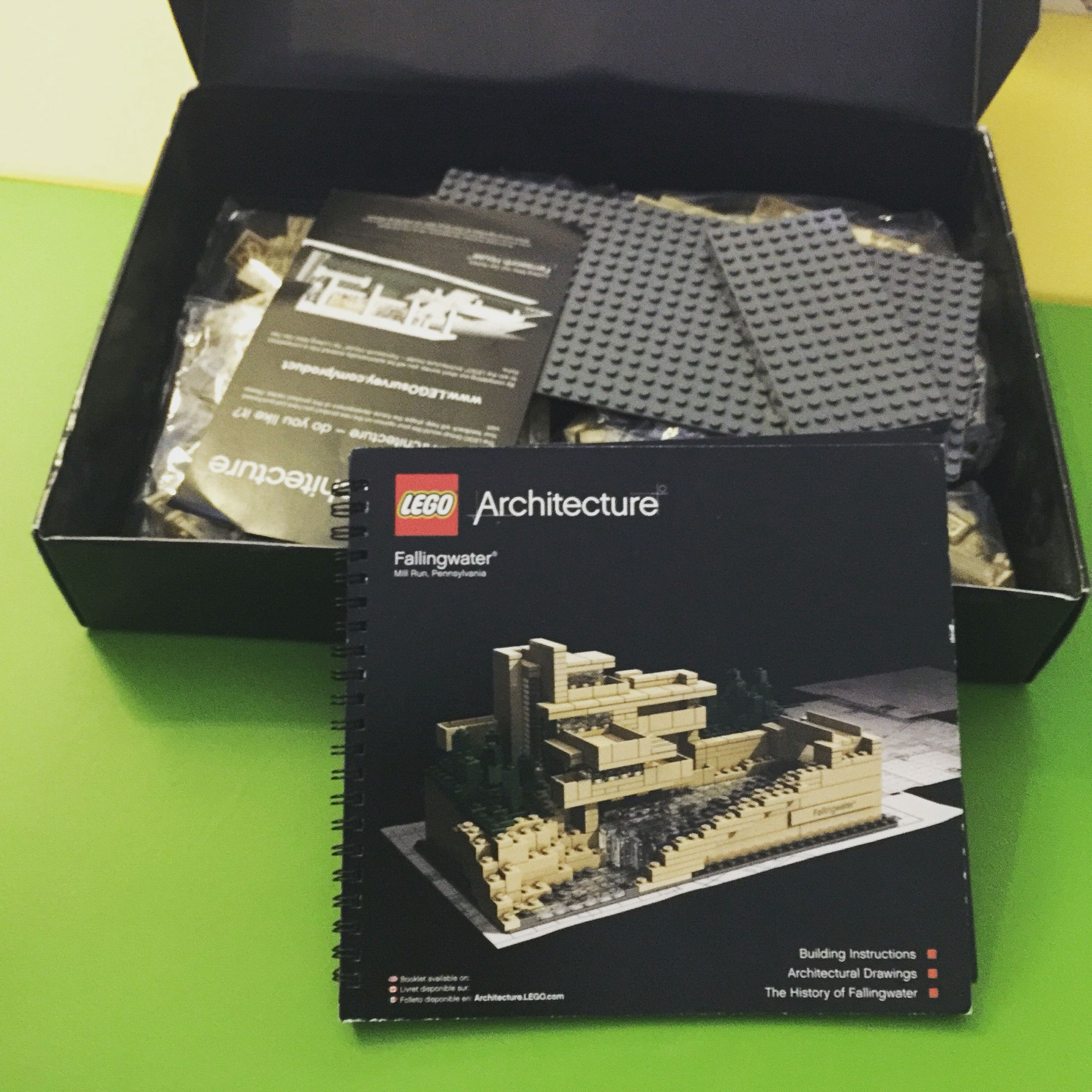 The Next Lego Architecture Project Frank Lloyd Wrights