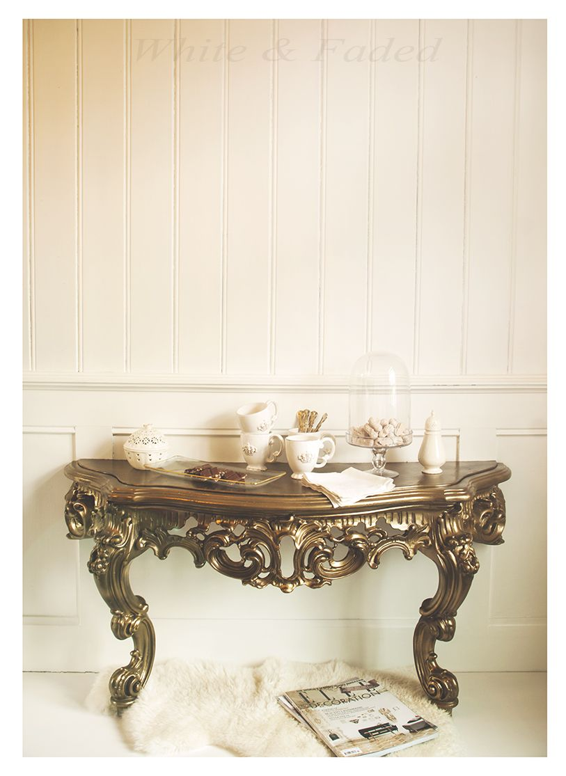 Ornate Baroque Style