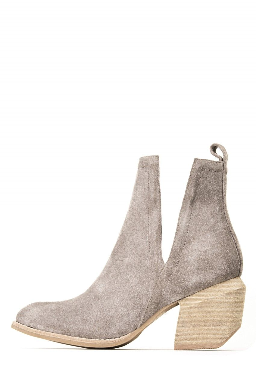 Jeffrey Campbell Shoes ORWELL-2 in Grey
