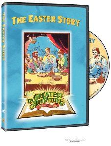 Seen through the eyes of the apostle mark this beautifully the greatest adventure stories from the bible episode 13 the easter story warner home video negle Image collections