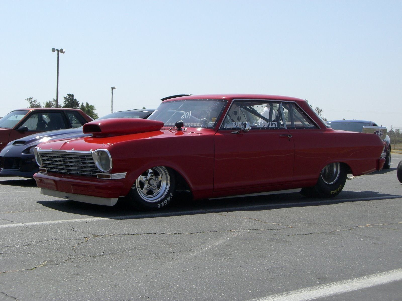 1964 Chevrolet Nova Drag Racing Race Car Chevrolet Nova Race Cars Drag Racing