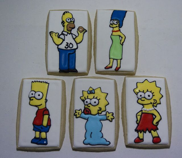 Jaclyn S Cookies D Oh The Simpsons Show The Simpsons Simpson