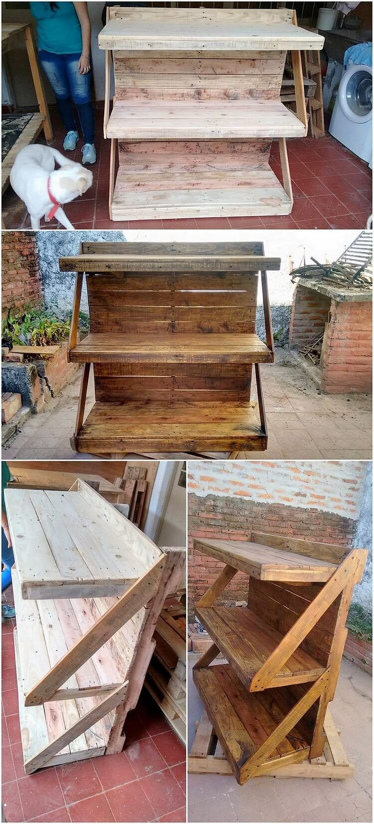 shipping pallet furniture ideas. Mind Blowing Creations With Recycled Shipping Pallets Pallet Furniture Ideas