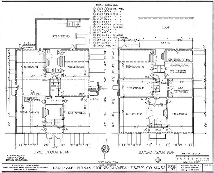 File Putnam House Floor Plans Jpg Rock My Miniature