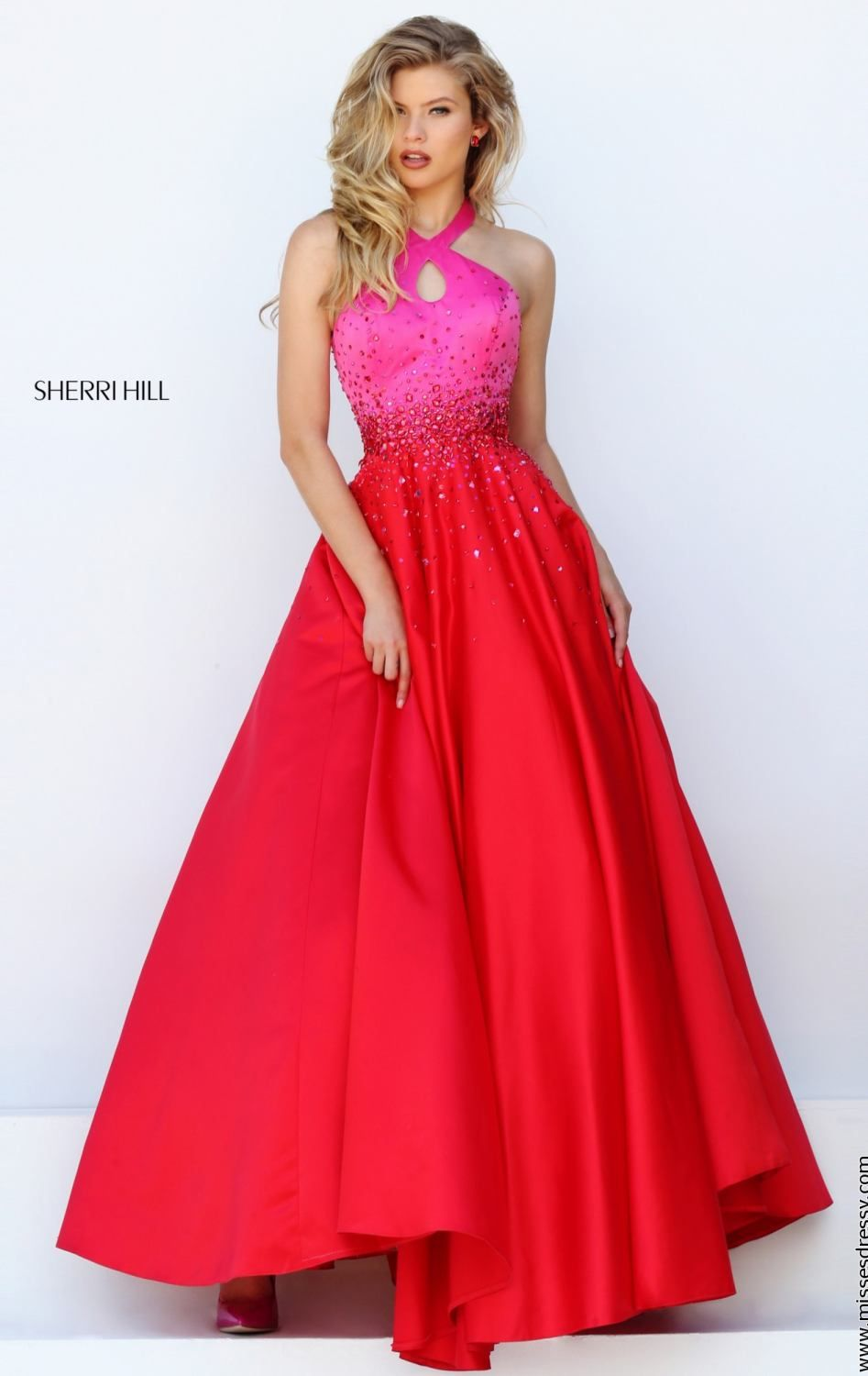 Sherri hill by sherri hill hen night inspo pinterest