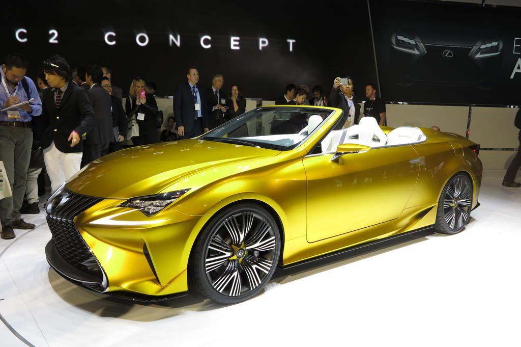 Lexus LFC2 Concept Google 搜索 Lexus, Convertible, La