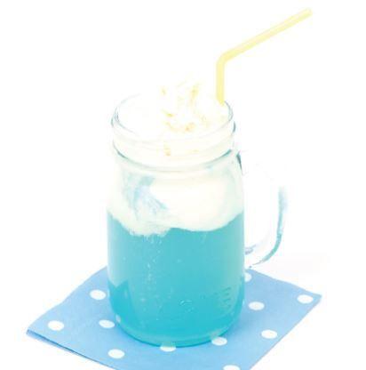 Free #Visual #Recipes Bubbly Blue Float Recipe & #Comprehension ...