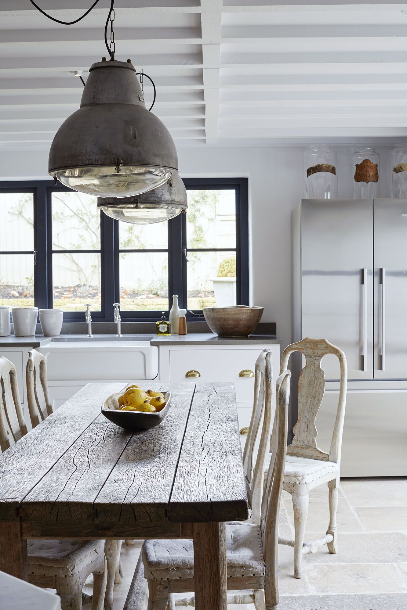 This Cotswold Cottage Has Been Transformed Into A Modern Rustic Dream Home Modern Cottage Interiors Modern Rustic Homes Country Cottage Decor