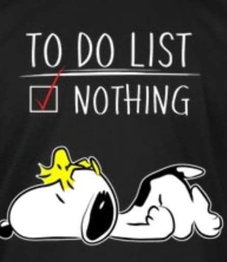 """Eine """"To Do List"""" wie diese wäre wie Urlaub … fast … aber ohne Strand – Peanuts"""